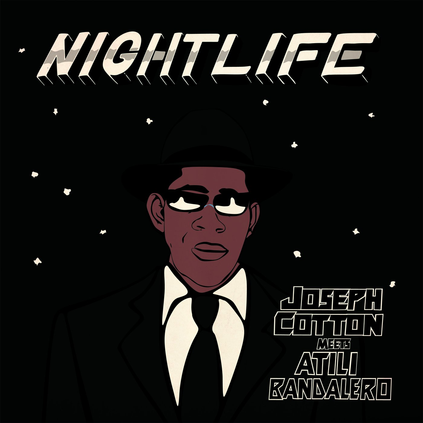Vinilo : Joseph Cotton - Atili Bandalero - Nightlife (LP Vinyl)