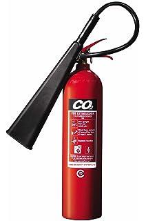 FSS UK Premium 5 kg CO2 Extintores. BSI – Protector de con 5 años de garantía. Ideal para casas KITCHEN lugar oficinas…