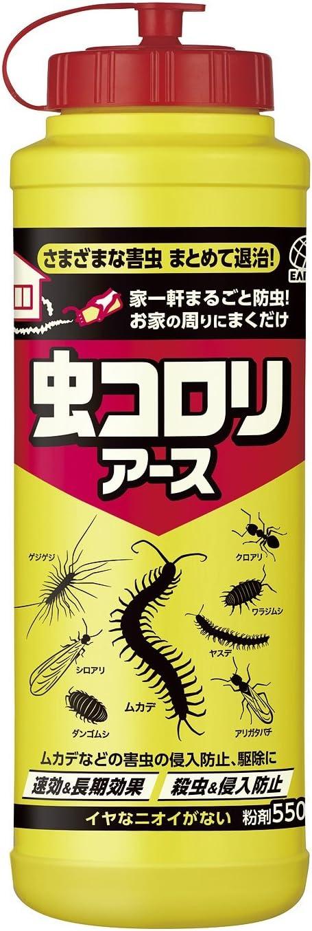 アース製薬 虫コロリアース 粉剤