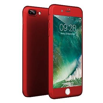 c56520d699f Olixar X-Trio - Carcasa para iPhone 7 Plus (con Protector de Pantalla,