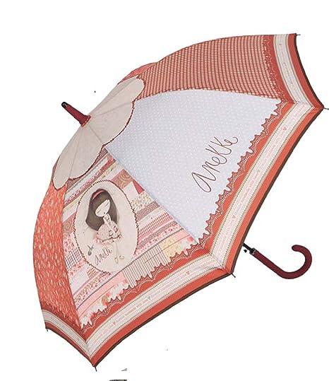 Paraguas automatico aintiviento Anekke - venta en KOEKOE