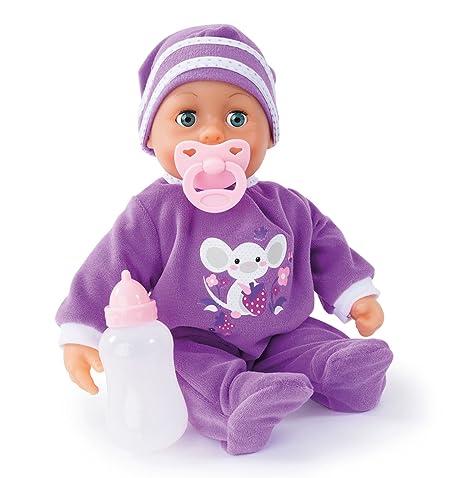 Amazon.es: Bayer Design - Muñeca bebé 38 cm, Las Primeras ...
