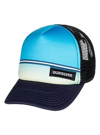 b49962ab513 ... denmark quiksilver baby boys stripe stare youth hat cyan blue446 1sz  ad5e1 c14b9 ...