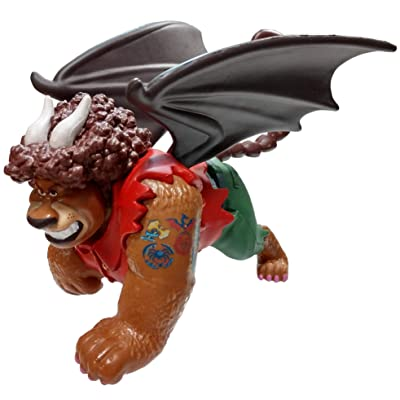 "GH Disney Pixar Onward Manticore Lion Bat Scorpion 4.5"" Lose PVC Figure Cake Topper: Toys & Games"