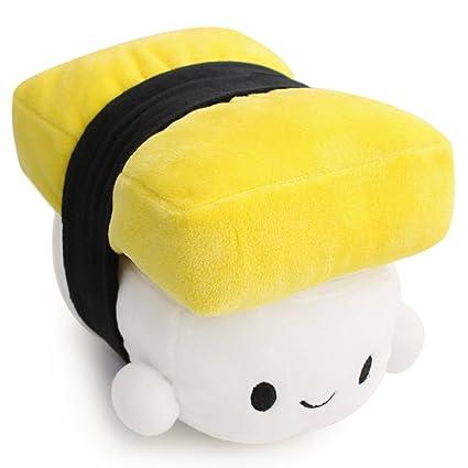 Amazon Com Yaode Japanese Food Plush Toy Sushi Pillow Cushion