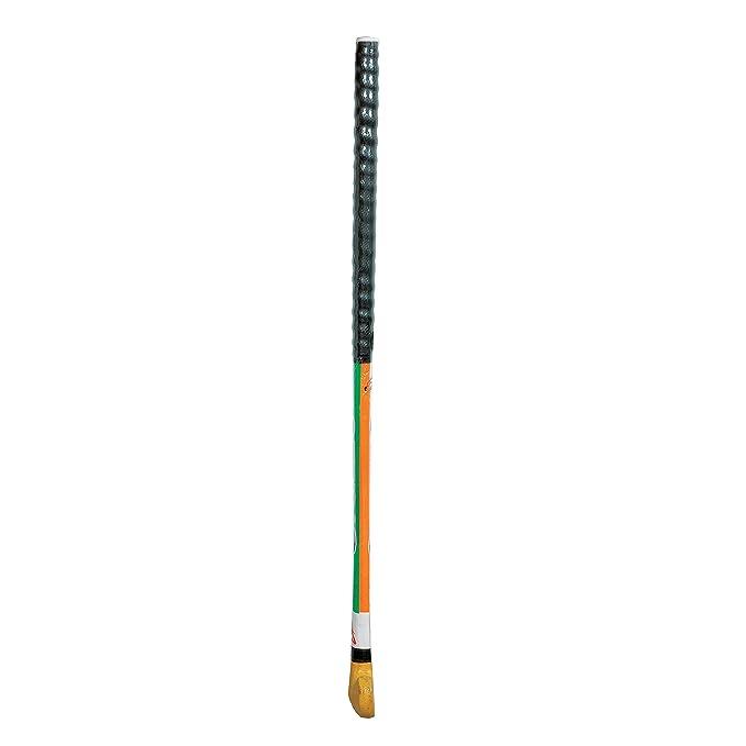 Amazon.com: grazzo Match palo de hockey de madera empuñadura ...