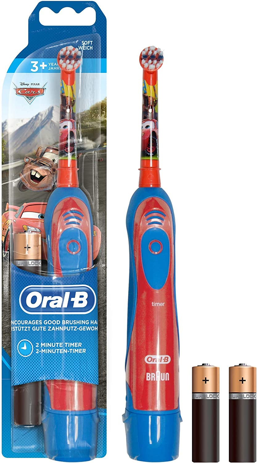 Oral B Stages Power Electric Kinderzahnburste Disney Design Mit Batterie Sortiert Amazon De Drogerie Korperpflege
