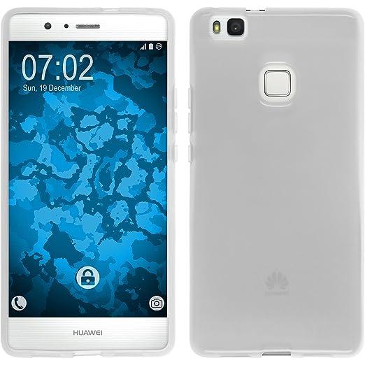 81 opinioni per PhoneNatic Custodia Huawei P9 Lite Cover bianco trasparente P9 Lite in silicone