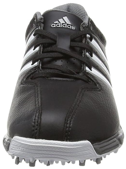 premium selection d3a3b 16c92 adidas Unisex Kids  360 Traxion Golf Shoes  Amazon.co.uk  Shoes   Bags