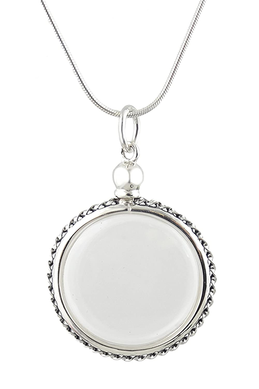 locket floating review lockets memory youtube clear charm watch necklace