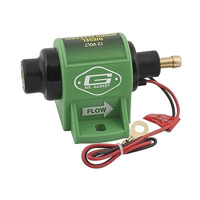 Mr. Gasket 12D Micro Electric Diesel Fuel Pump: Automotive