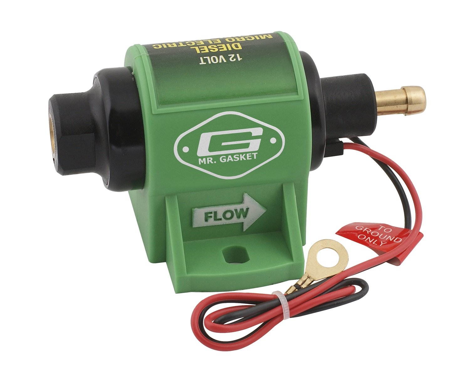 Mr. Gasket 12D Micro Electric Diesel Fuel Pump Mr Gasket