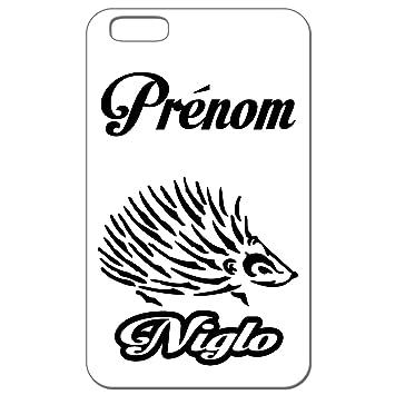 coque iphone 7 prenom