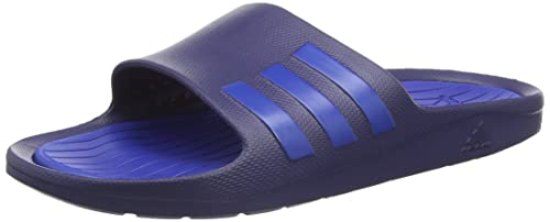 225bbc09067e Adidas Men s Duramo Comfort Flip Flops US7.5 Purple  Amazon.ca ...