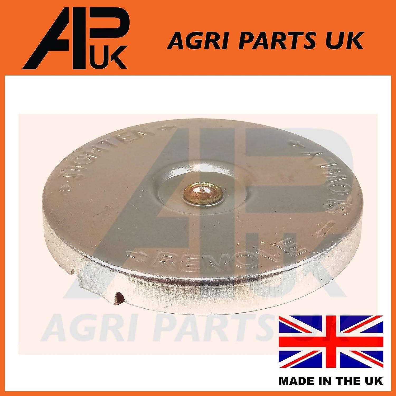 APUK Fuel Tank Diesel Cap compatible with David Brown 880 885 990 995 996 1290 1294 1490 1594 Tractor