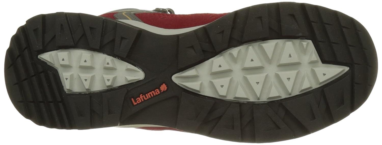 Lafuma LD Aymara Zapatos de High Rise Senderismo Mujer, Gris (Dark Shadow/Deep Water), 36 EU