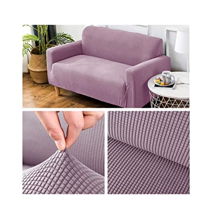 Amazon.com: ZFADDS New Velvet Sofa Covers for Living Room ...