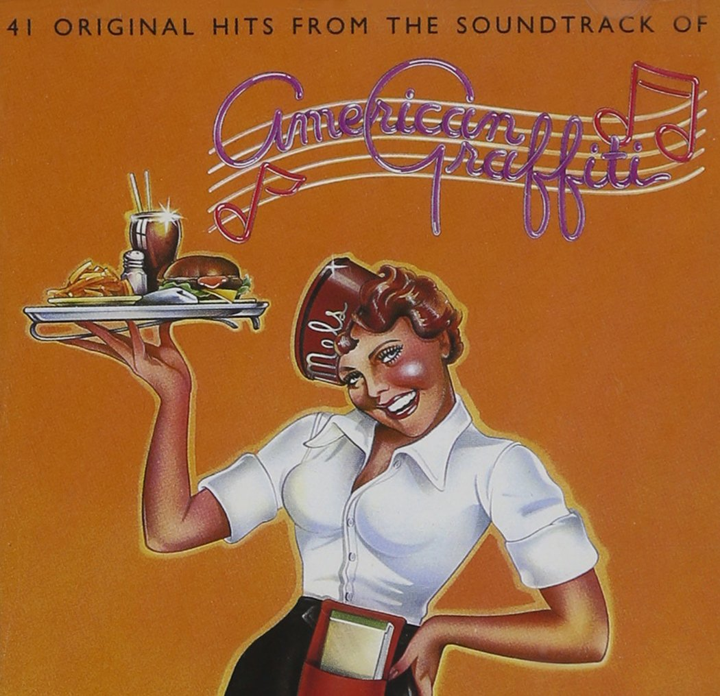 Various artists american graffiti amazon com music