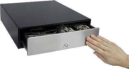 Caja Registradora KA de 330 Touch – Apertura manual de la Push, 8 ...