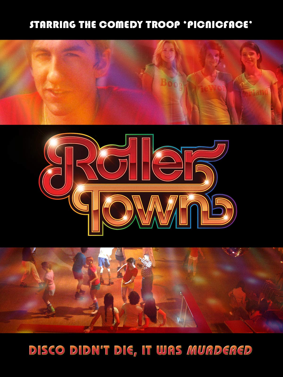 Roller Town on Amazon Prime Video UK
