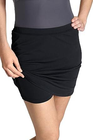 80c047b9371 Coolibar UPF 50+ Women s Baycrest Swim Skirt - Sun Protective (X-Small-