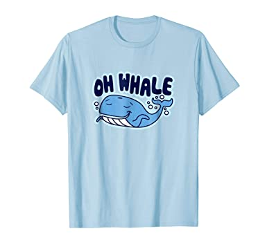 0ccd6d09 Mens Whatever Oh Whale Shrug Oh Well Funny Saying T-Shirt 2XL Baby Blue