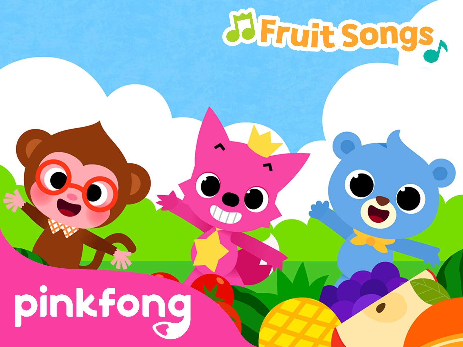 Pinkfong! Fruit Songs