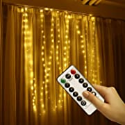Amazon Canada Inlife Remote Controlled LED String Lights, Two Sets, 39 feet each, $6.99 Lightning + Coupon