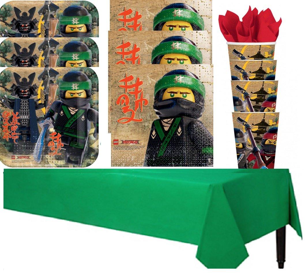 Lego Ninjago Party Pack - 16 Guests