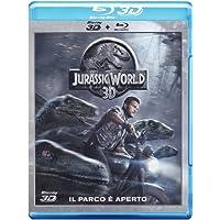 Jurassic World (3D) (Blu-Ray 3D+Blu-Ray) [Italia] [Blu-ray]