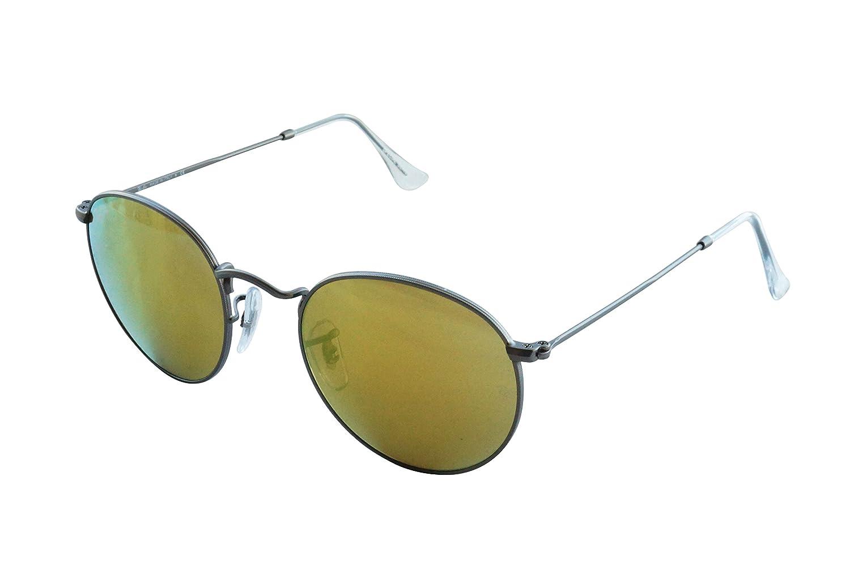 Ray-Ban - Gafas de sol Redondas Metal RB3447, Grey (029/93 ...