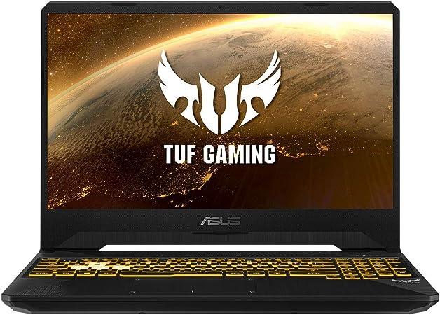 Oferta amazon: ASUS TUF Gaming FX505DT-BQ051 - Ordenador portátil Gaming 15.6