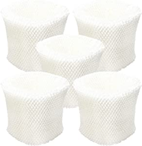 Upstart Battery 5-Pack Replacement for Holmes HM2060W Humidifier Filter - Compatible with Holmes HWF65 Type C Air Filter