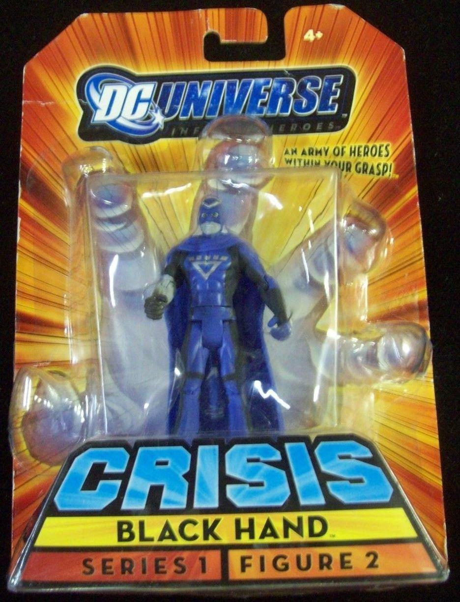 DC Universe Infinite Heroes Black Hand