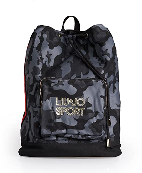 E Sport Liu Amazon Carlotta Borse Donna Camo Black Scarpe it Backpack Zaino Jo 118 1fw7I
