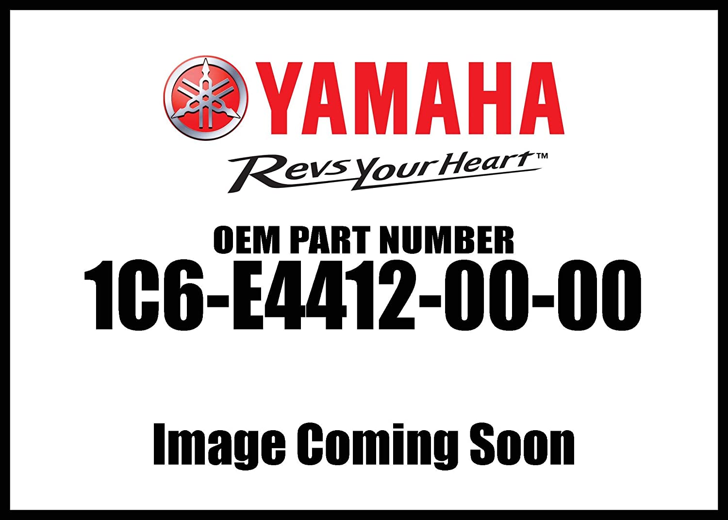 Yamaha 1C6-E4412-00-00 Cap, Cleaner Case; 1C6E44120000 Made by Yamaha