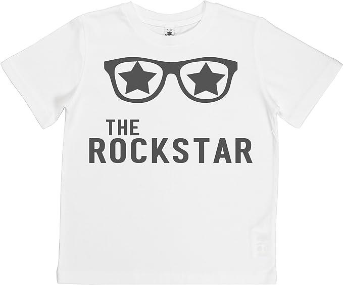 NEW KIDS Punk /'PIRATE/' black T.shirt 3-4 upto 9-11y