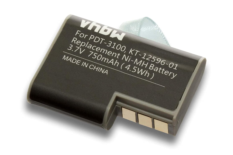 Batteria per SYMBOL PDT3100 PDT3110 PDT3120 PDT3140 HAND SCANNER PDT 3100 PDT-3110 PDT 3120 PDT-3140 vhbw VHBW4250318607330