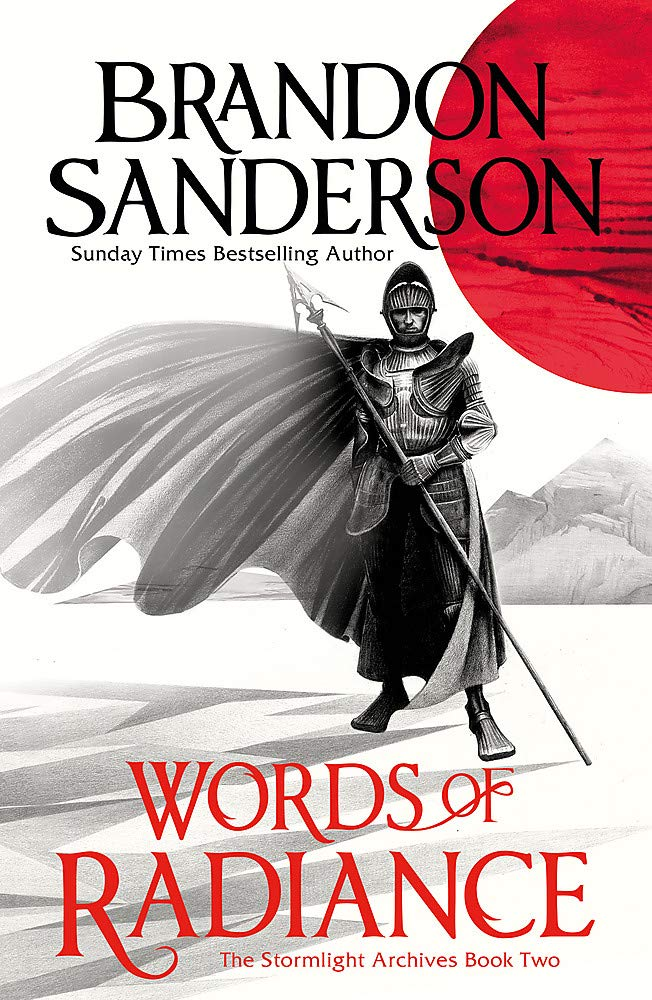 Words of Radiance Part One: The Stormlight Archive Book Two: Amazon.co.uk:  Sanderson, Brandon: 0000575093315: Books