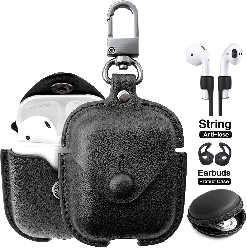 Amazon Com Airpods Case Portable Silicone Airpods Charging Case