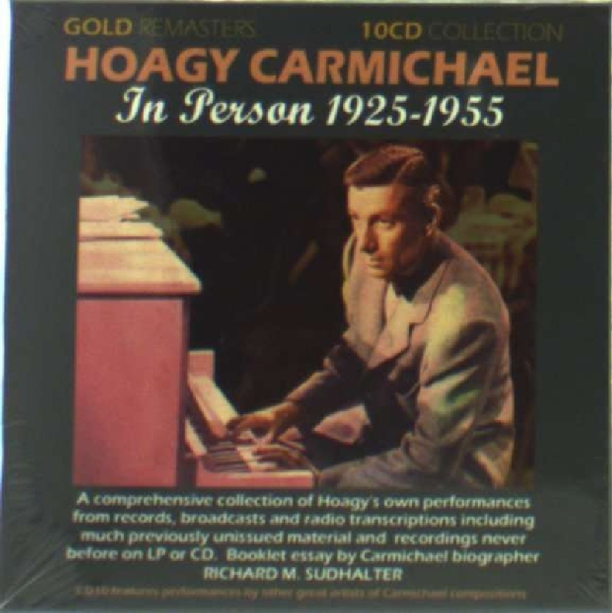 Hoagy Carmicheal In Person 1925-1955 by Avid Records UK