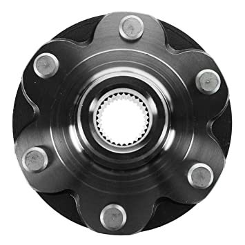 Wheel Hubs Front LH /& RH Pair Set for Toyota 4Runner Sequoia Tundra Tacoma 4WD