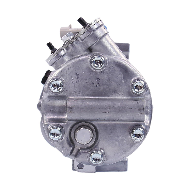 1x Compresor de aire acondicionado OPEL ASTRA G CABRIOLET 2.2 2002-05 + CARAVAN 1.7,2.0,2.2 1998-04 + CC 1998-05 + FURGON + BERLINA; OPEL CORSA C F08,F68 ...