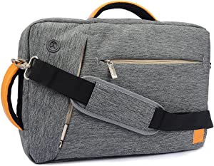 Premium VanGoddy Universal Bag for 13.3 to 15.6 inch Laptop Women Men Youth for Dell Latitude, Inspiron, XPS, Alienware, Vostro Series Cloud