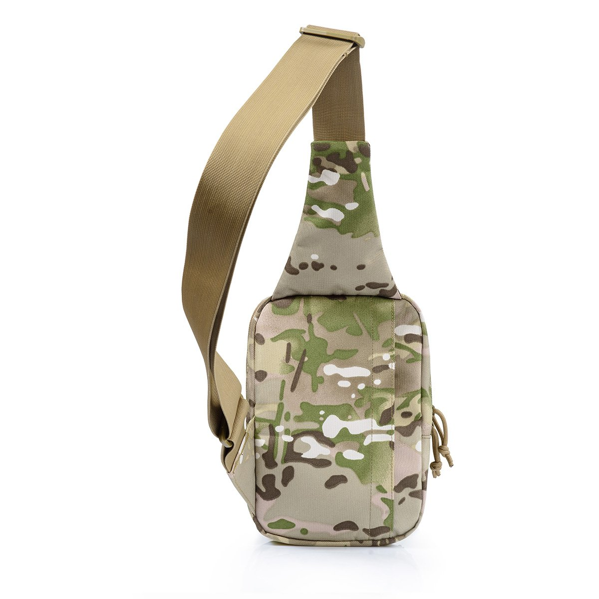 vAv YAKEDA Nylon Tactical Sling Bag Cross Body Gun Backpack Design for Handgun Move quickly-KF-083