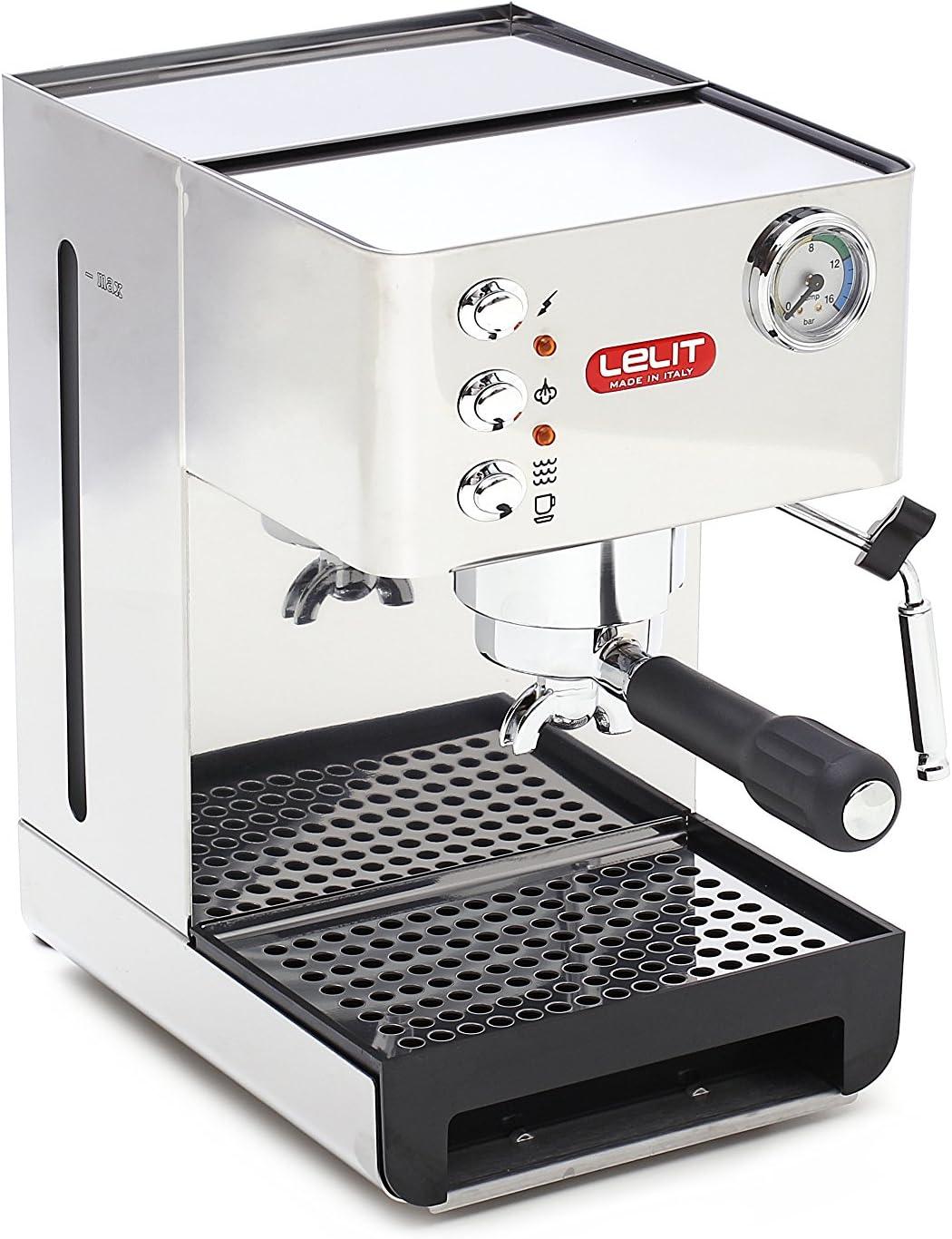Lelit PL41EM Anna, Máquina de Espresso Semiprofesional – Ideal ...