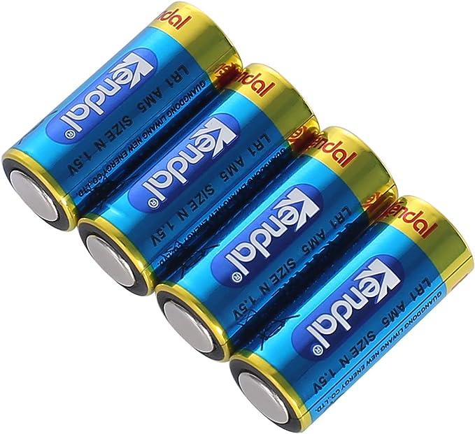 Kendal Batterien Ultra Power Alkaline 1 5 V Kamera