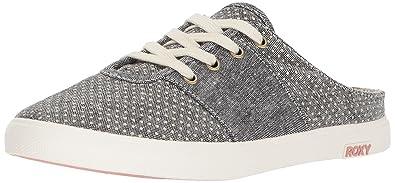 comprando ahora mejor autentico precio al por mayor Amazon.com | Roxy Women's Chica Jute Slip on Shoe Sneaker ...