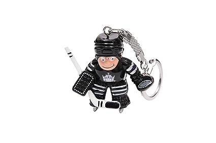 Amazon.com: NHL Los Angeles Kings Portero llavero: Sports ...