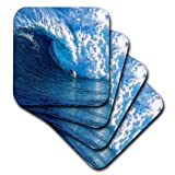3dRose cst_167236_3 Monster Wave a Daring Surfing